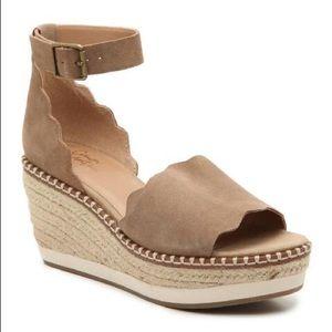 Espadrille Sandals.